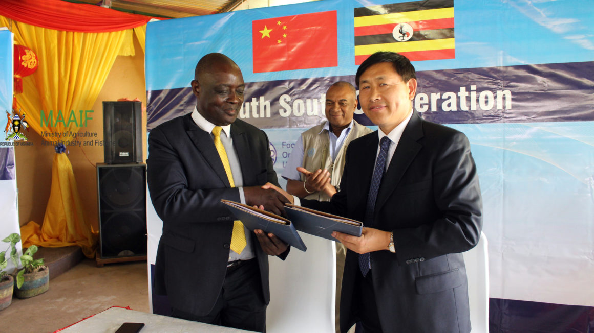 Ug-China Cooperation