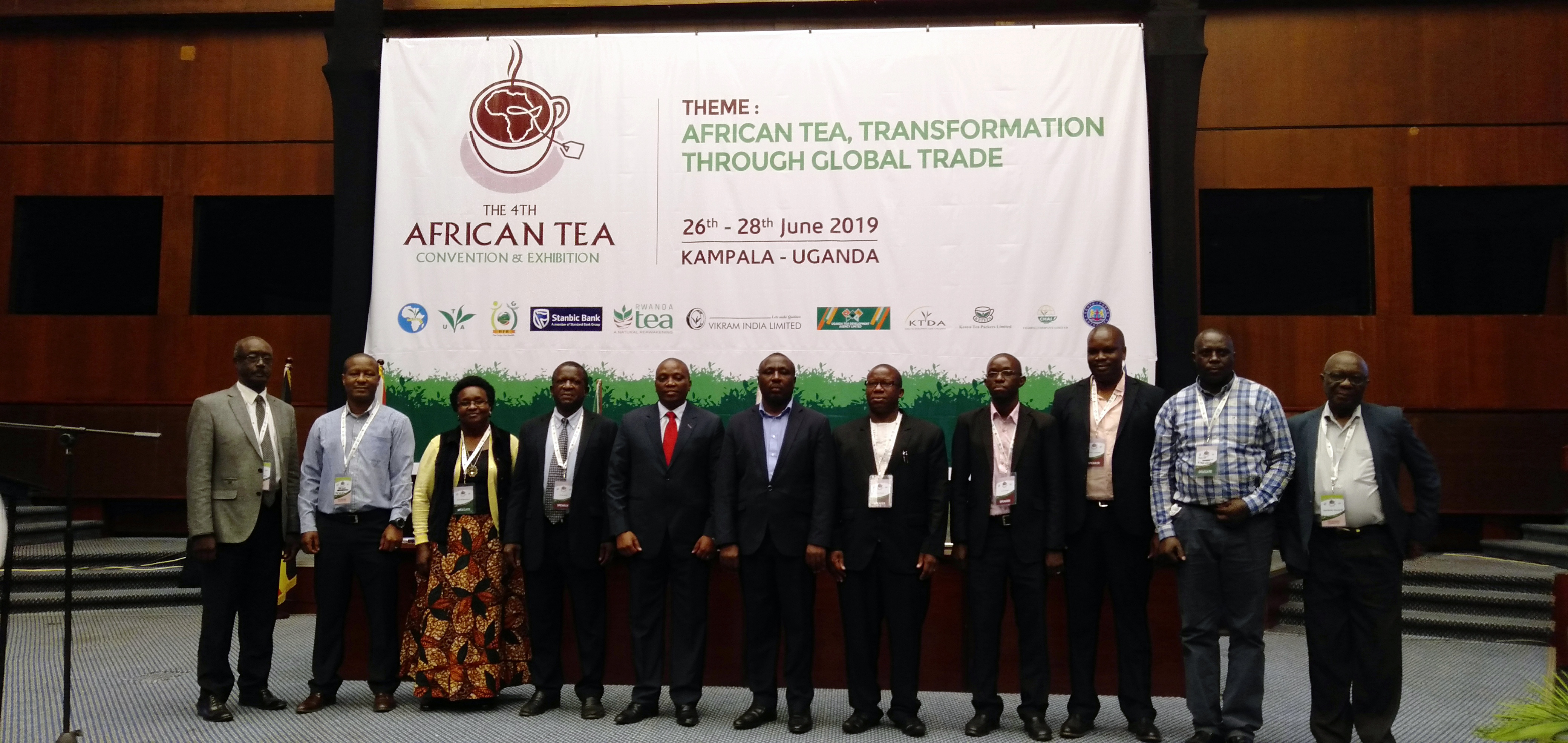 The 4th African Tea Convention and Exhibition: Opportunities